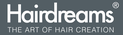 Logo von Hairdreams The Art of Hair Creation